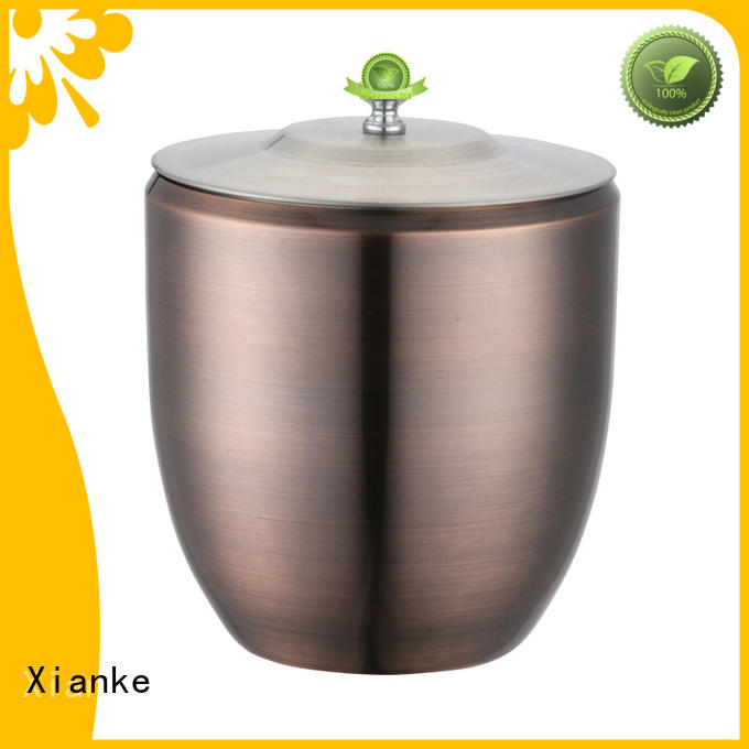 high quality personalised ice bucket durable for gathering Xianke