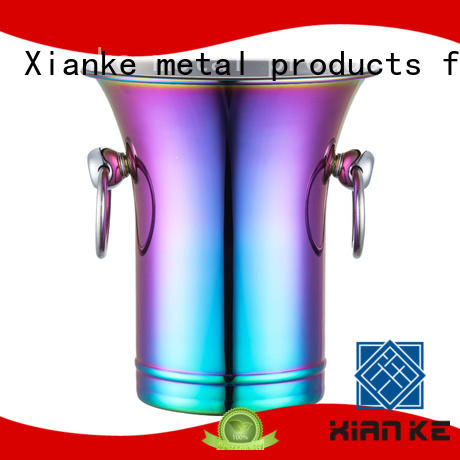Xianke large capacity ice bucket manufacturer ball for restaurant
