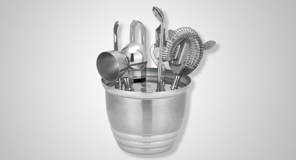 Xianke hot-sale stainless steel cocktail set set for sale-1
