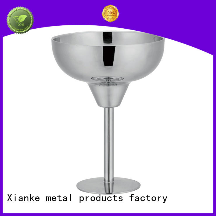 Xianke double custom drinkware mug for martini