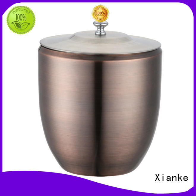 personalized ice bucket with stand durable for restaurant Xianke