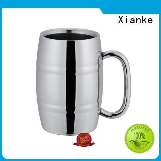 Xianke steel wine cup design for wine