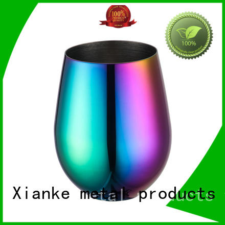 best stainless tumbler copper wine Xianke