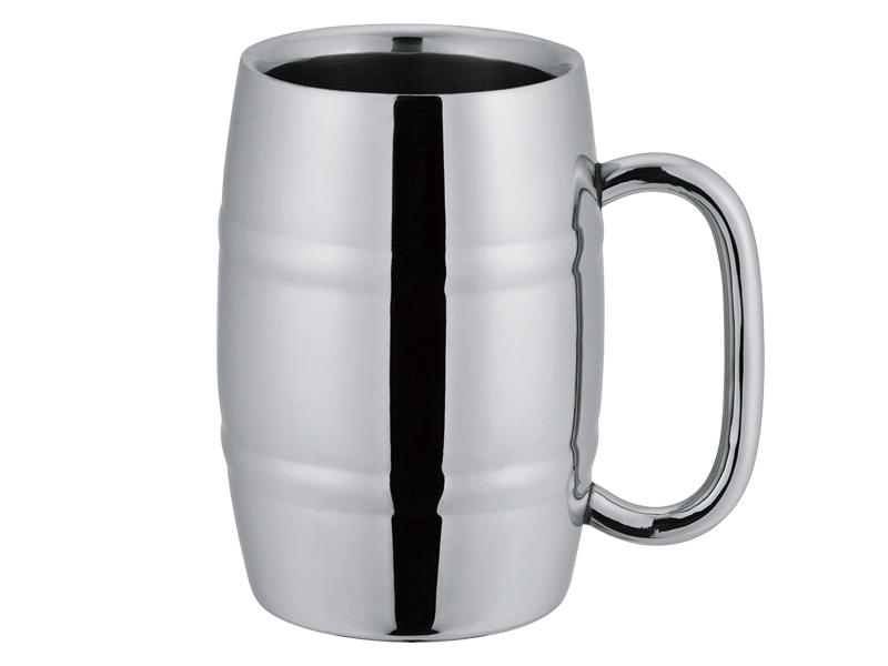 Xianke double insulated steel tumbler barrel for margarita