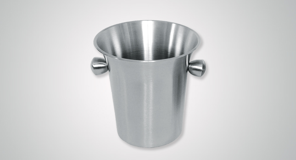 Xianke large capacity wine ice bucket stainless steel zinc alloy for wine-1
