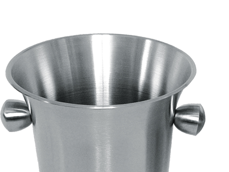 Xianke large capacity wine ice bucket stainless steel zinc alloy for wine-2