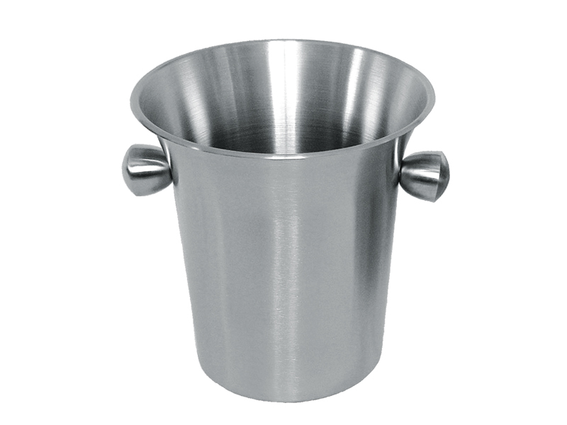 Xianke large capacity wine ice bucket stainless steel zinc alloy for wine-3