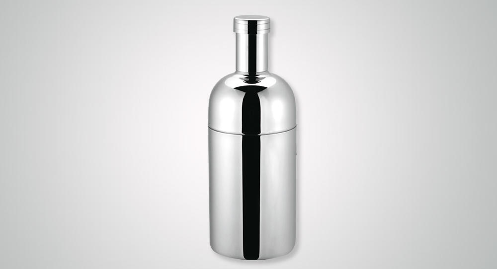 stainless stylish cocktail shaker printing cocktail