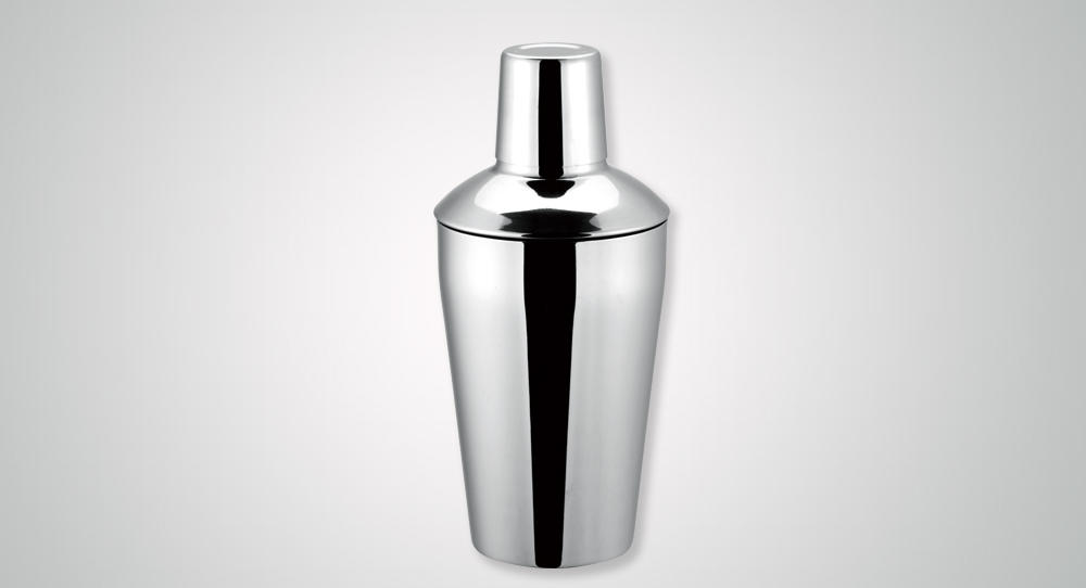 factory price custom martini shaker top selling bottle for wholesale