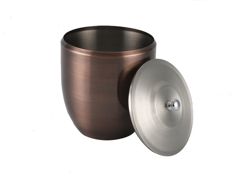 divider stainless steel wine bucket highly-rated zinc alloy for club