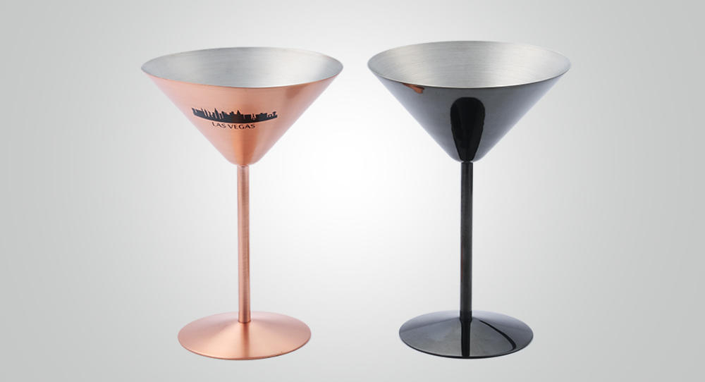 Xianke universal insulated steel tumbler shape for martini