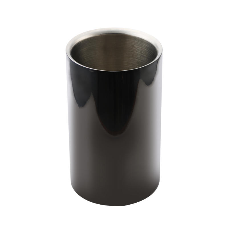Stainless steel bottle cooler with double walled design 2000ml