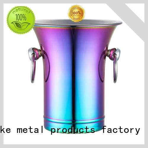 Xianke divider stainless steel bottle holder carry for party