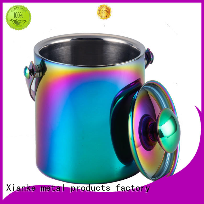 wine ice bucket highly-rated for party Xianke