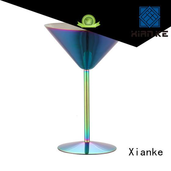 copper handle design Xianke Brand personalized drinkware manufacture