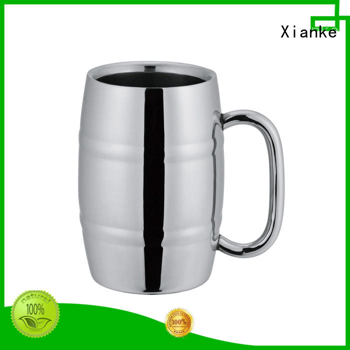 Xianke available insulated steel tumbler universal for martini