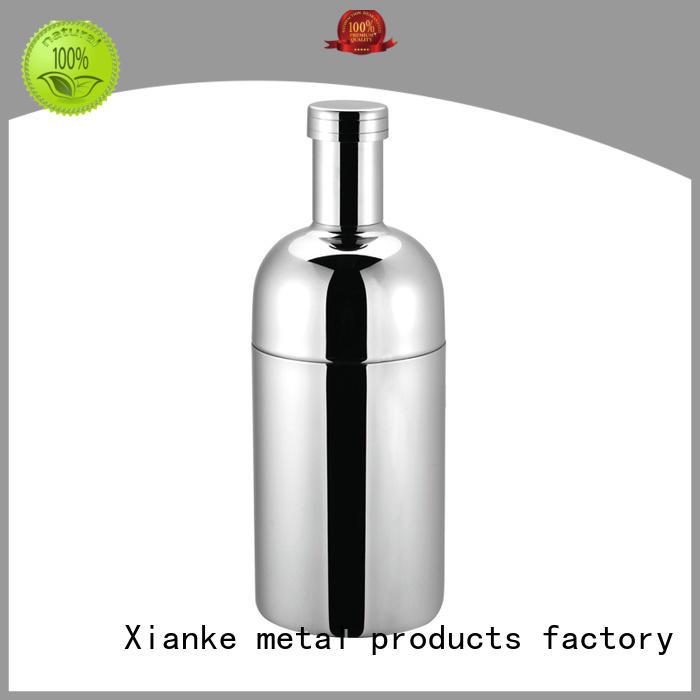 Xianke cheapest custom cocktail shaker glass for cocktail
