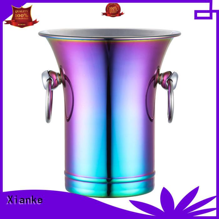 champagne bucket durable for restaurant Xianke