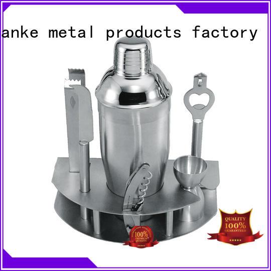 Xianke stainless steel wine tool black