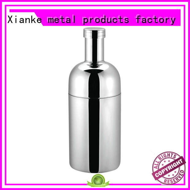 factory price stainless steel drink shaker top selling bottle for wholesale