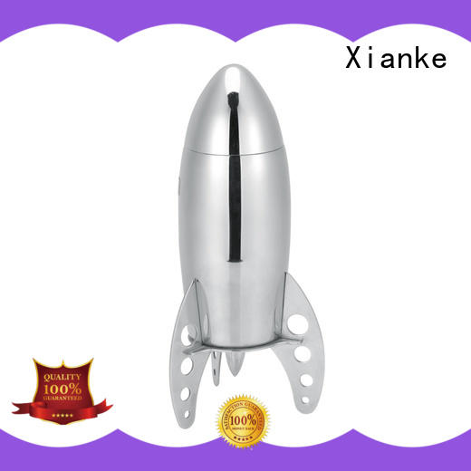 Xianke custom shaker bottle menu printing for martini
