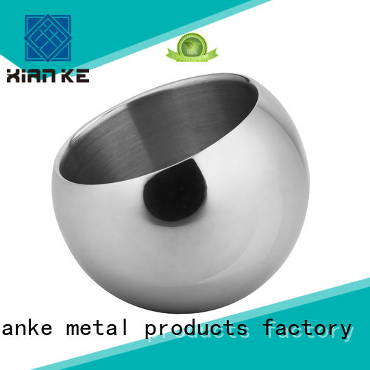 Xianke oval stainless wine bucket high quality for restaurant
