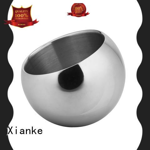 Xianke high quality custom ice bucket handle for wine