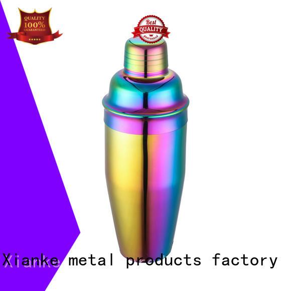 stainless steel vodka shaker rocket for vodka