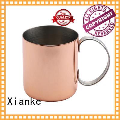 Xianke hot-sale stemless wine glass design for margarita