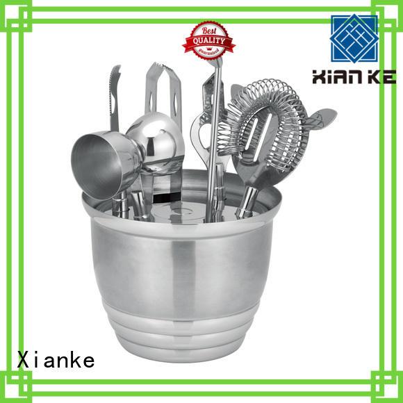 Xianke copper bar tool set finish for club