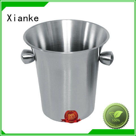 highly-rated stainless steel beer bucket tong for party