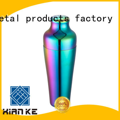 stainless steel stainless steel drink shaker top selling chic design for wholesale