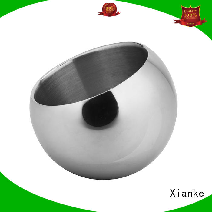 Xianke durable stainless wine bucket sloped for gathering