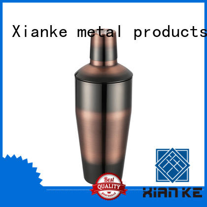 Xianke top selling shaker suppliers chic design for martini