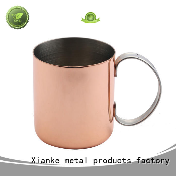 Xianke double bulk stainless tumblers glass for beer