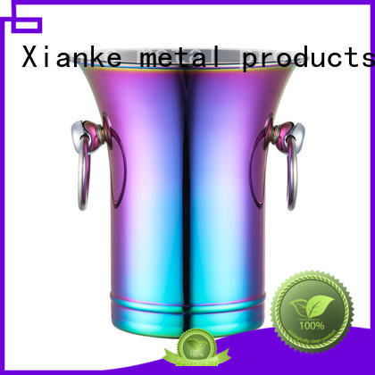 stainless steel wine holder cooler party Xianke