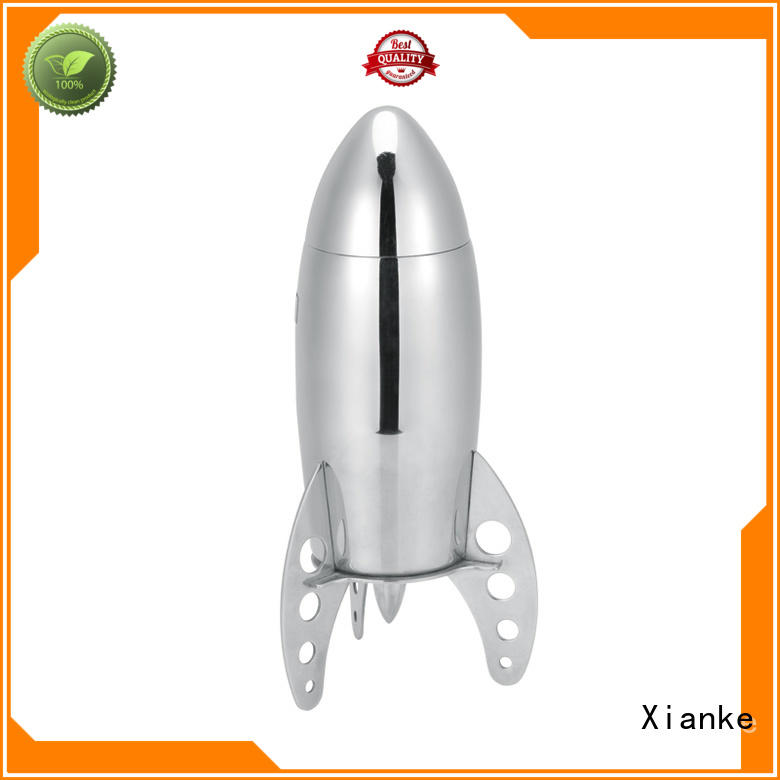Xianke cheapest custom cocktail shaker top selling for wholesale