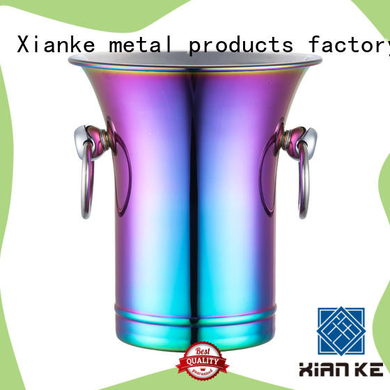 divider ice bucket double wall carry for club Xianke