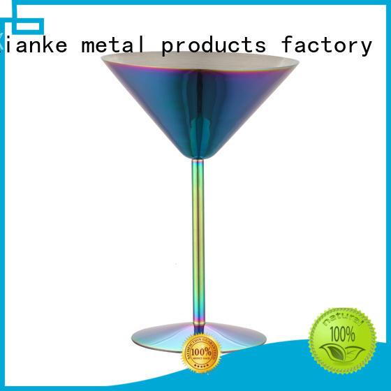 steel stemless wine glass popular shape for wine