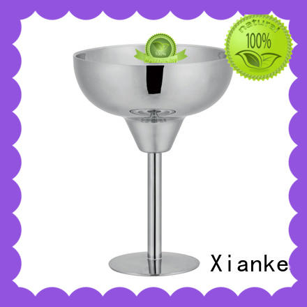 Stainless steel margarita glass 10oz U800-11