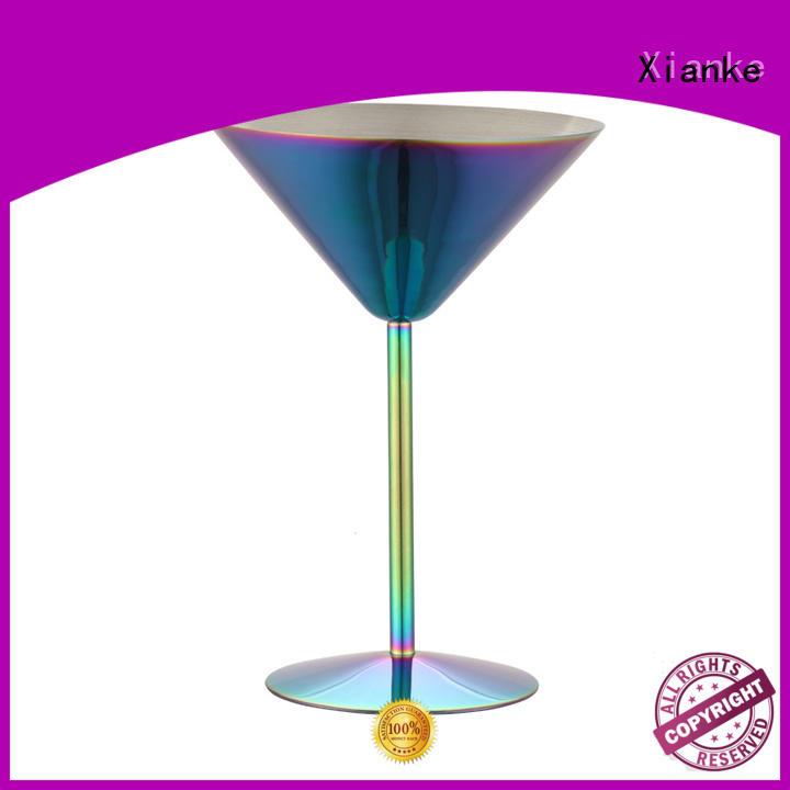 Xianke cheap copper mug shape for wine
