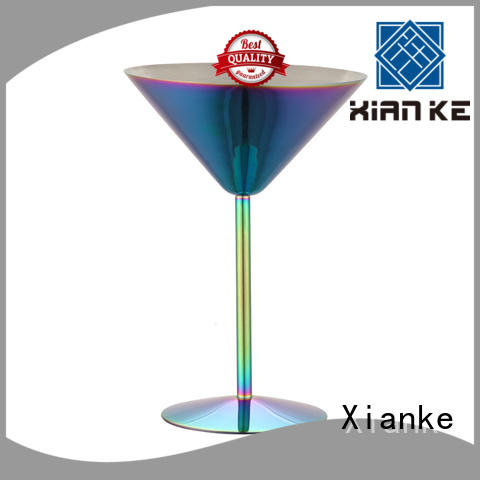 Xianke available cheap stainless steel tumblers cup for wine