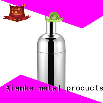 Xianke bulk order cocktail shaker manufacturers novelty for martini