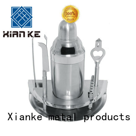 Xianke electroplated bar stirrer for club