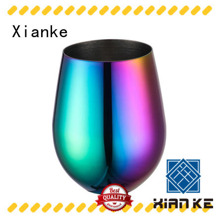 best stainless steel tumbler high quality for wine Xianke