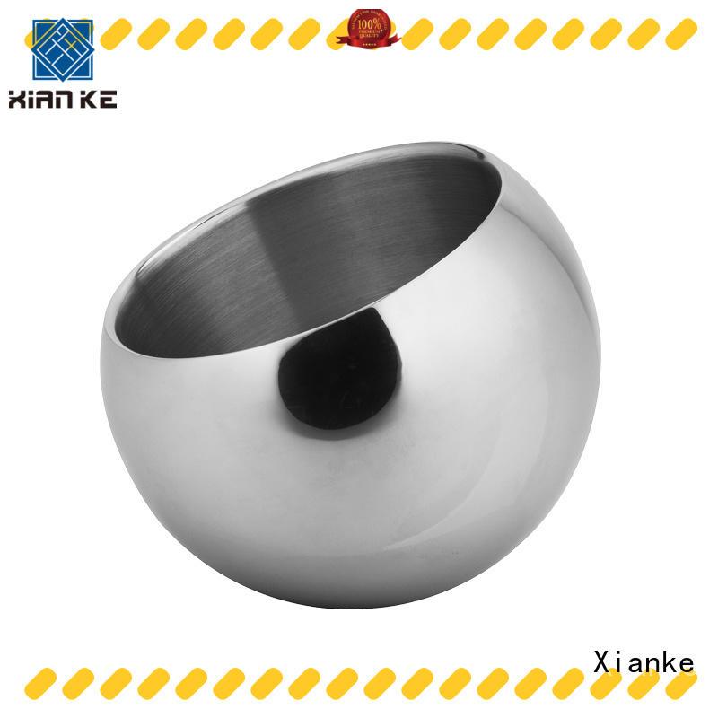Xianke large capacity stainless steel drink bucket loop for club