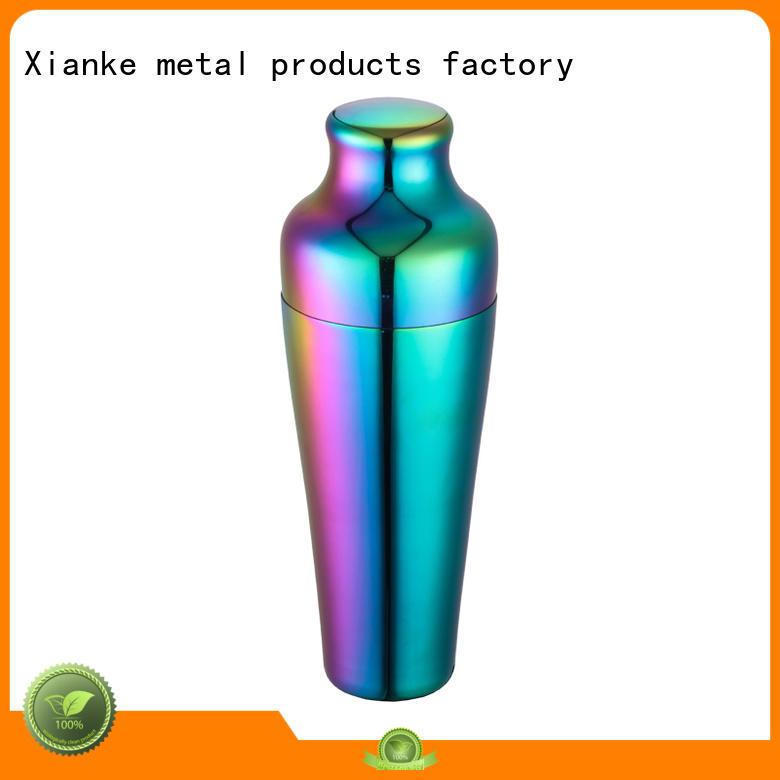 shaker manufacturer bar martini Xianke