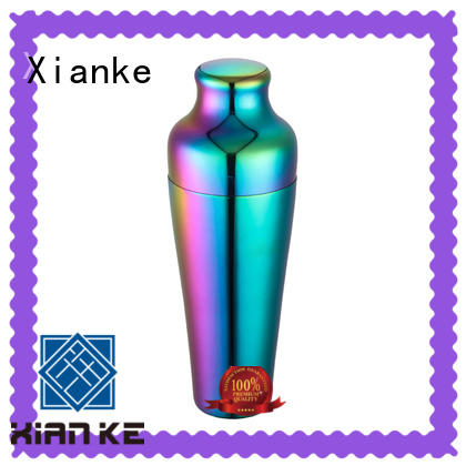 Xianke custom shaker suppliers chic design for cocktail