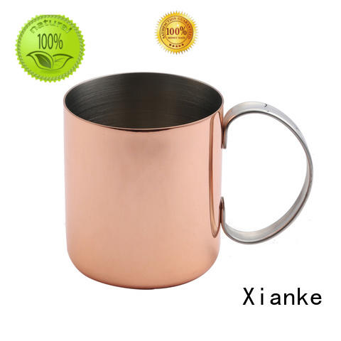 hot-sale cheap stainless steel tumblers handle for wine Xianke