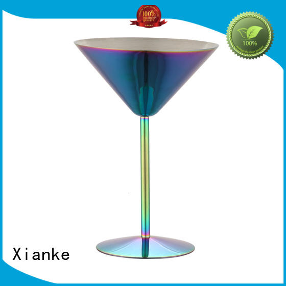 Stainless steel martini cup / martini glass 10oz U800-5